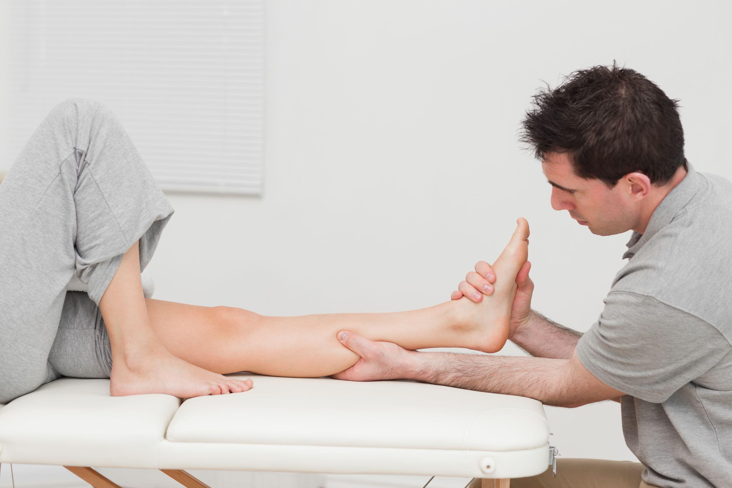Massasje og treningsopplegg